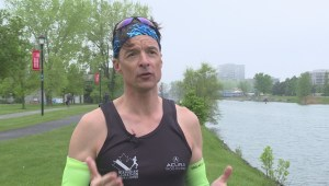 Quebec man to run 10 marathons in 10 days to honour Terry Fox