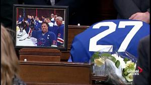 House of Commons holds minute of silence in honour of Gord Brown