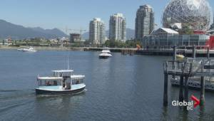 City of Vancouver wants to make it possible to swim in False Creek