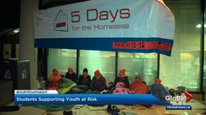 Our YEG at Night: 5 Days Homeless