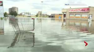 Quebec floods: Businesses are suffering