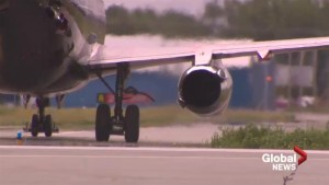St-Hubert Airport launches new runway