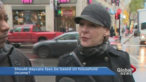 Montrealers react to possible daycare fee changes