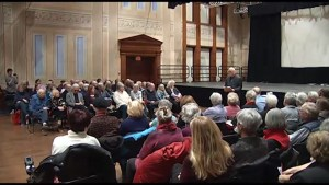 Journalism Forum in Cobourg