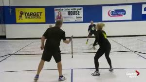 Local curling club turns to pickleball for the summer