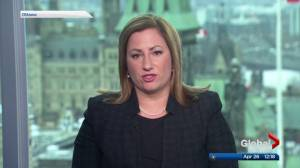 Conservative federal MP Shannon Stubbs on pipeline dispute
