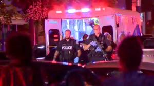 Danforth shooting leaves 2 victims, 29-year-old shooter dead (03:17)