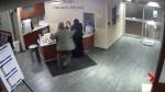 CCTV video shows man attacking Muslim woman at Michigan hospital