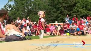 Lethbridge celebrates Canadian pride at Canada 150 celebrations