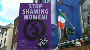 Ireland's abortion poll: What doctors on opposing sides have to say