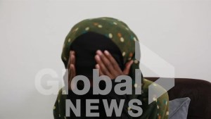 Toronto ISIS wife says she feels abandoned by Canada