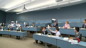 University of Lethbridge hosts its first Model UN Conference