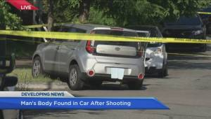 Man's body found in car after Vancouver shooting