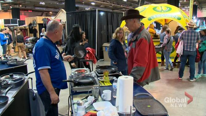 The Market At Calgary Stampede Opening Doors For Local