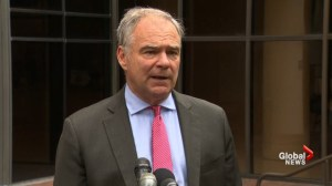 Virginia Sen. Tim Kaine urges residents to obey evacuation orders