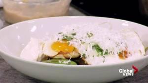 Taste of Yaletown 2018: Fayuca's Huevos Rancheros and Chilaquiles
