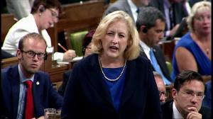 Lisa Raitt demands Bill Morneau 'come down to earth' on tax reform