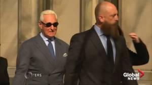 Judge tightens gag order on Roger Stone
