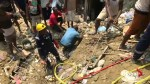 Up to 100 schoolchildren feared trapped under collapsed Nigerian building