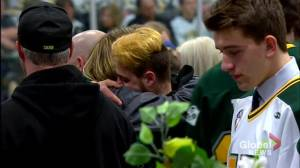 Humboldt Broncos GoFundMe payments approved by Saskatoon judge