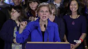 Midterm Elections: Elizabeth Warren says it 'was a record night for women'