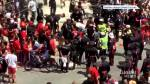 Video shows alleged incident of baby suffering fatal medical episode at Raptors parade