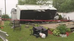 Violent storms tear through Quebec