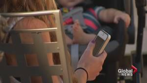 Apple denying FBI access to San Bernardino shooter's iPhone ignites debate (01:28)
