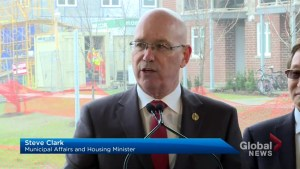Ontario's minister of municipal affairs lays out plan for more affordable housing in province