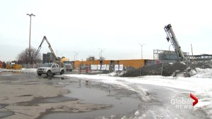 REM stations in West Island won't have as many parking spots