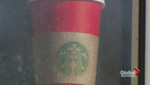Starbucks faces backlash over Christmas-less cups