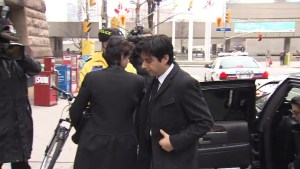Ghomeshi arrives at trial as third accuser set to take stand