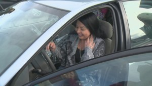 Okanagan mom who's had a few tough years feels community's love this Valentine's Day after receiving a free car