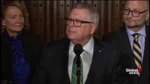 Goodale comments on Bill C-83, ending administrative segregation
