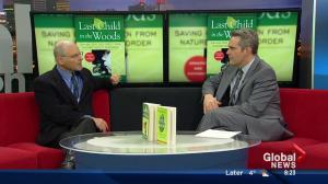 "Author Richard Louv on ""nature-deficit disorder"""
