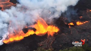 Dangerous 'lava laze' continues to hang over Hawaii