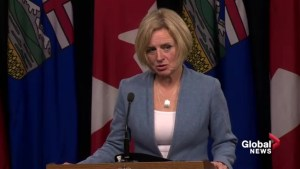 Can people change? Alberta premier calls on UCP to address candidates who express hateful views
