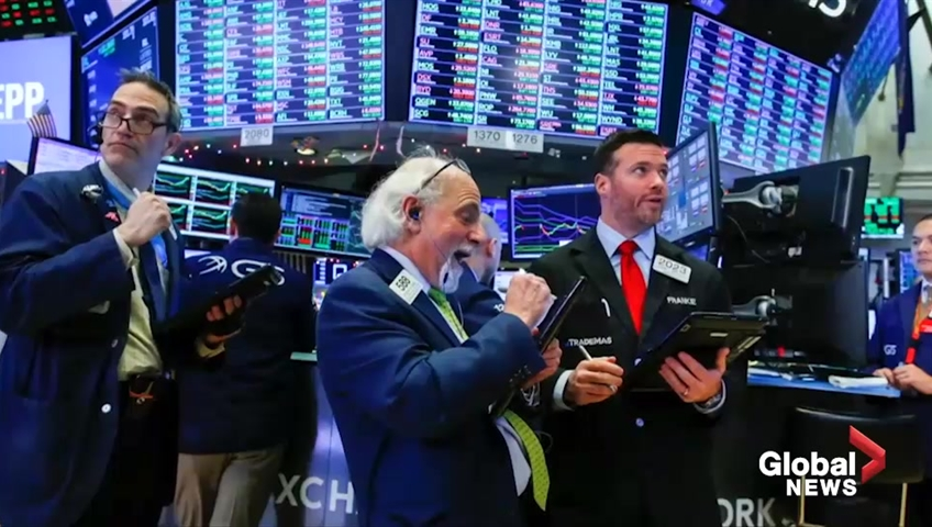 Dow Suffers Record-Breaking Christmas Eve Losses