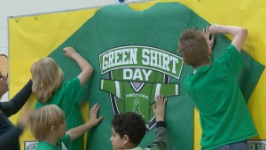 Green Shirt Day promotes organ donation in Lower Mainland