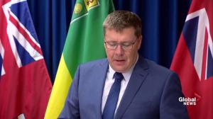 Saskatchewan to fight 'destructive' carbon tax in court