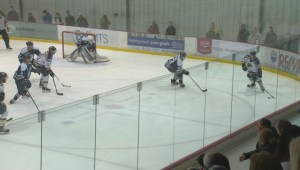 HIGHLIGHTS: MJHL Steinbach vs Winnipeg – March 29