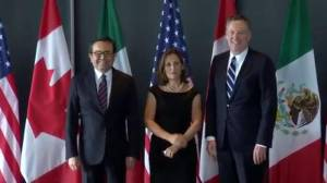 Canada not in NAFTA talks for 4 Weeks