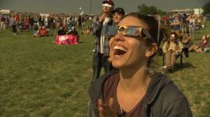 'Solar eclipse headache' spikes in search after totality reaches U.S.