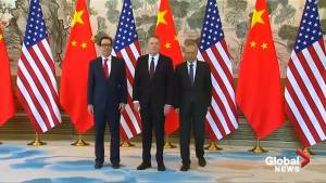 China, U.S. set to hold new round of trade talks