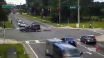 Unconscious woman seen falling from moving SUV in disturbing video