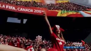 Edmonton's stake in 2026 FIFA bid