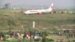 Plane skids off the runway during take off in Nepal, 2nd crash at airport in a month