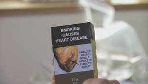 Kelowna business owner who hopes to sell legalized recreational marijuana says Health Canada's packaging rules are too restrictive (02:14)