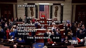 U.S. Congress passes legislation to ban late-term abortions