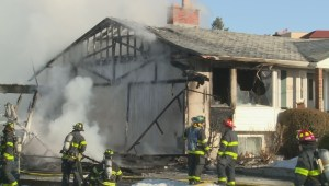 Fire causes heavy damage to Kelowna home